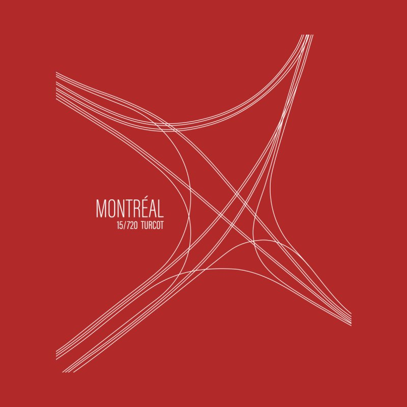 Interchange: Montréal by highkicktravel's Artist Shop