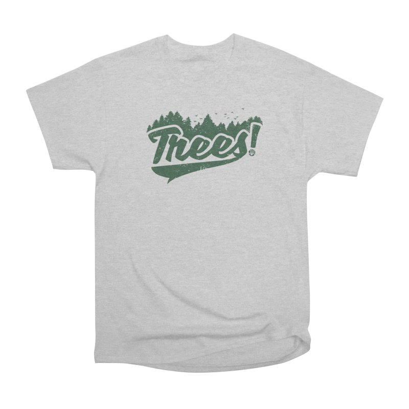 TREES! Men's T-Shirt by Highly Irie Future Inc