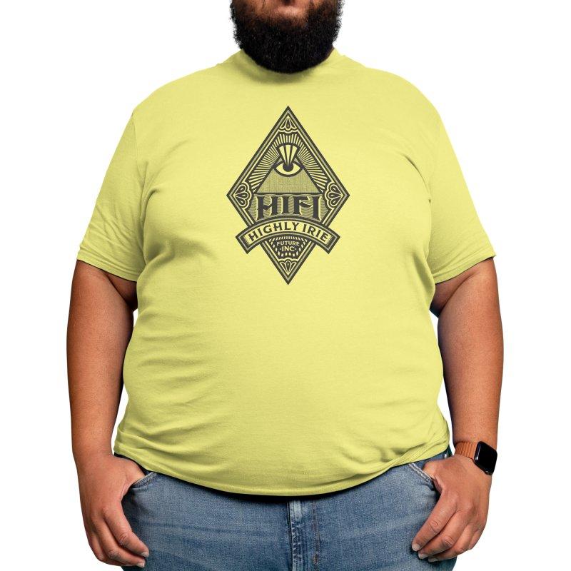 BLACK DIAMOND Men's T-Shirt by Highly Irie Future Inc