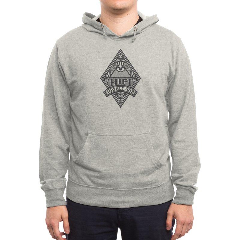 BLACK DIAMOND Men's Pullover Hoody by Highly Irie Future Inc