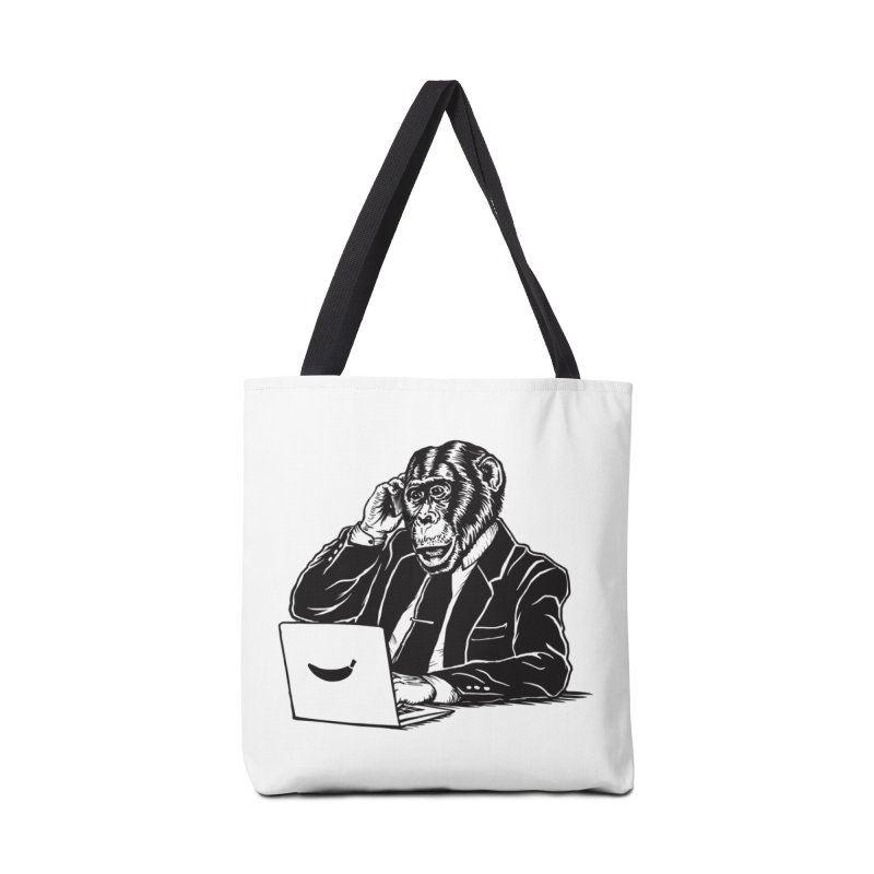MONKEY BUSINESS Accessories Bag by Highly Irie Future Inc