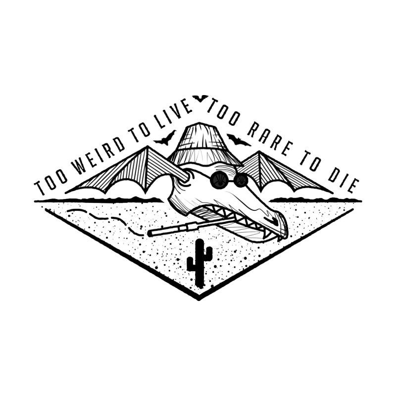 WEIRD + RARE Men's T-Shirt by Highly Irie Future Inc