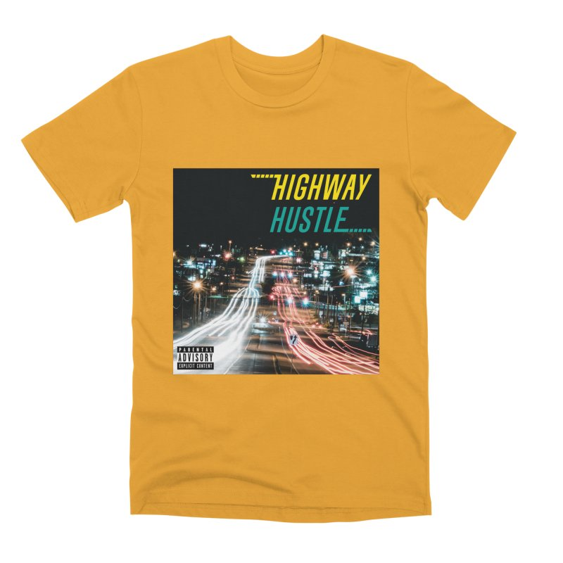 THE FA$T LIFE COLLECTION Men's Premium T-Shirt by Highway Hustle Fan Merch