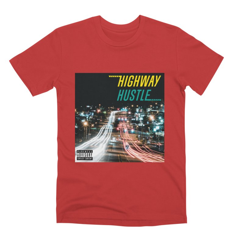 THE FA$T LIFE COLLECTION Men's T-Shirt by Highway Hustle Fan Merch