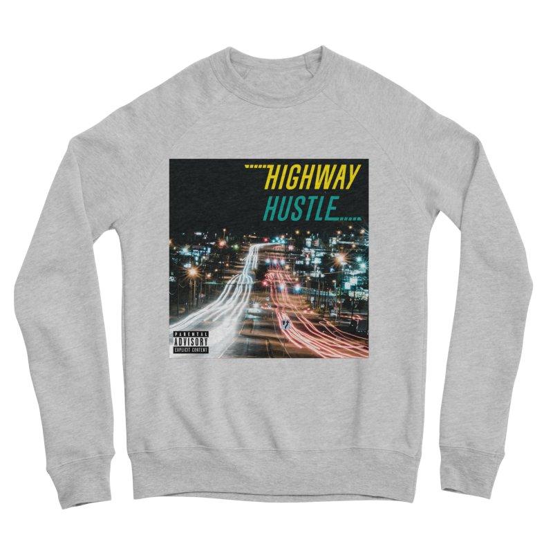 THE FA$T LIFE COLLECTION Men's Sponge Fleece Sweatshirt by Highway Hustle Fan Merch