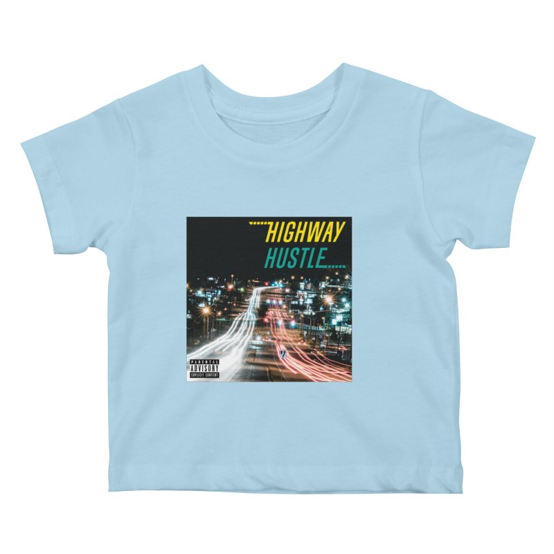 THE FA$T LIFE COLLECTION Kids Baby T-Shirt by Highway Hustle Fan Merch