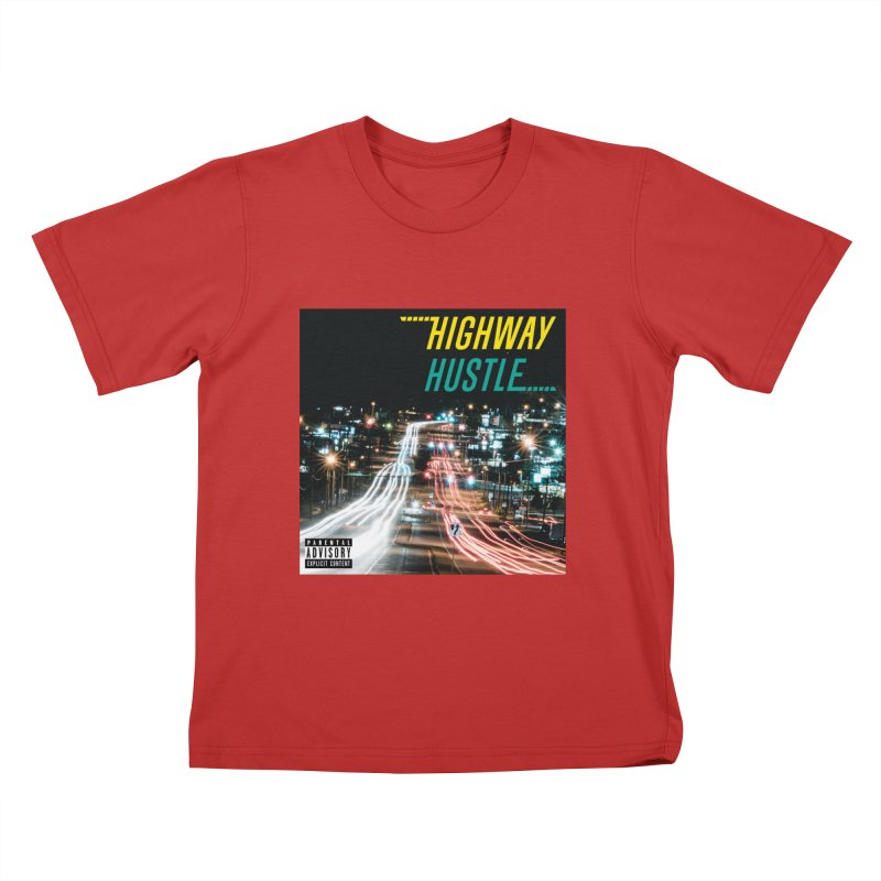 THE FA$T LIFE COLLECTION Kids T-Shirt by Highway Hustle Fan Merch