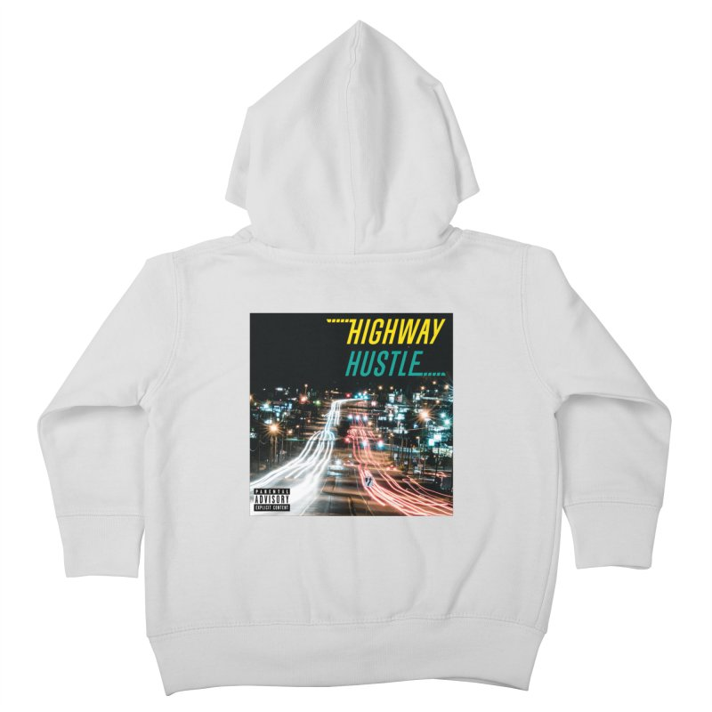 THE FA$T LIFE COLLECTION Kids Toddler Zip-Up Hoody by Highway Hustle Fan Merch