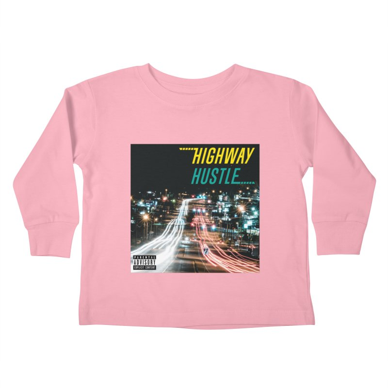THE FA$T LIFE COLLECTION Kids Toddler Longsleeve T-Shirt by Highway Hustle Fan Merch