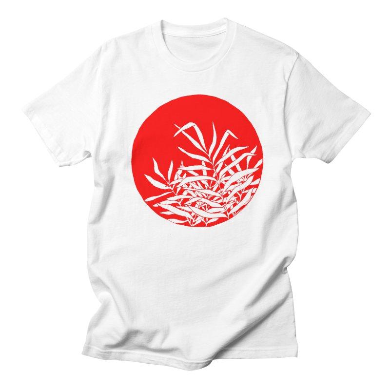 SEETHING Men's T-Shirt by HIGU ROSE
