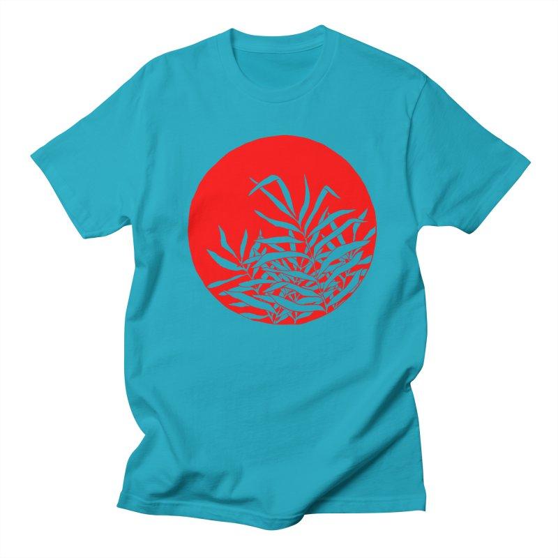 SEETHING Men's Regular T-Shirt by HIGU ROSE