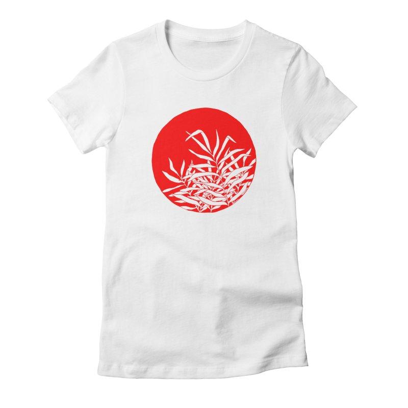 SEETHING Women's T-Shirt by HIGU ROSE