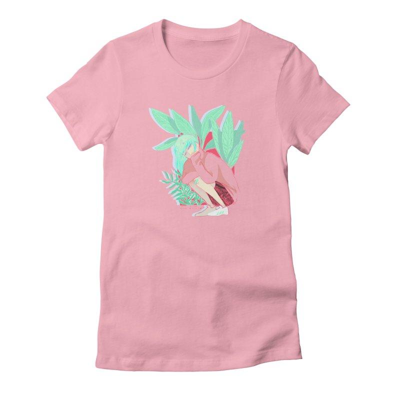 W2BF Women's T-Shirt by HIGU ROSE