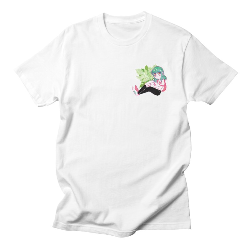 little friends Men's T-Shirt by HIGU ROSE