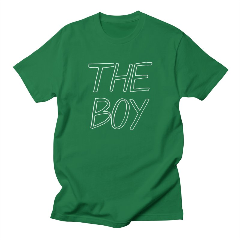 THE BOY Men's T-Shirt by HIGU ROSE