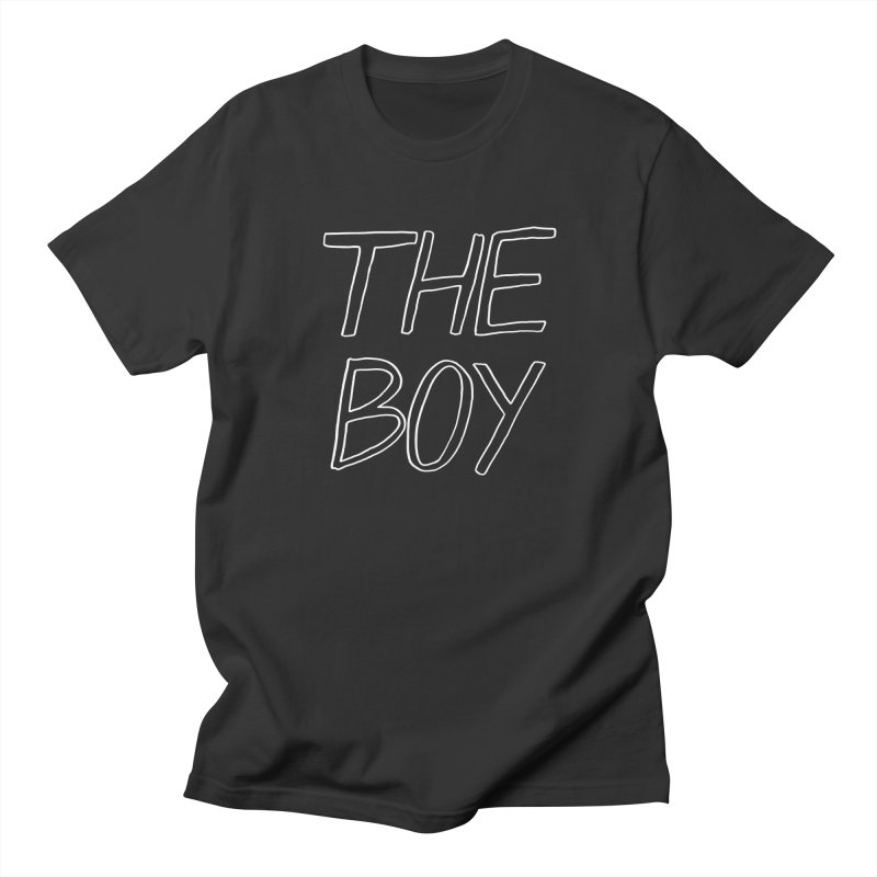 THE BOY Men's T-Shirt by HIGU ROSE