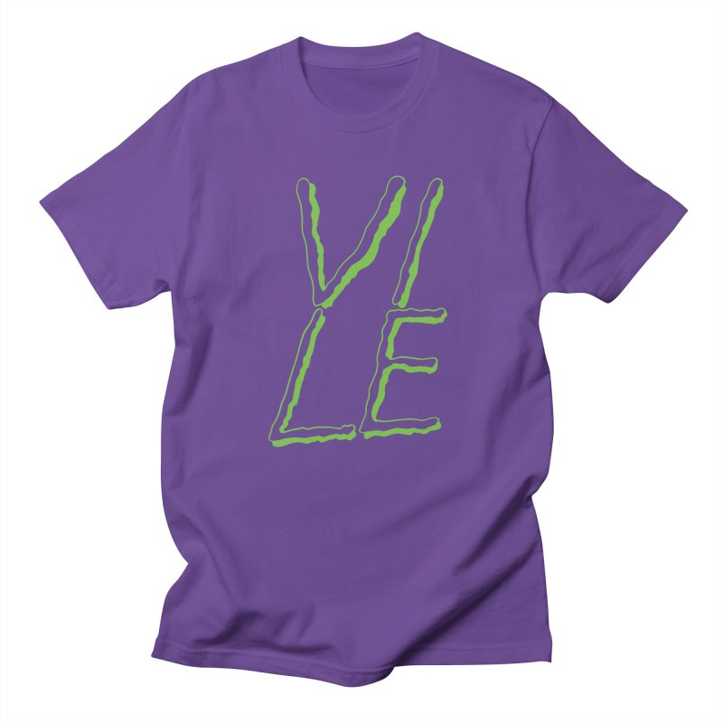 VILE Men's T-Shirt by HIGU ROSE