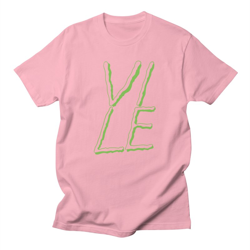 VILE Men's T-Shirt by HIGU ROSE