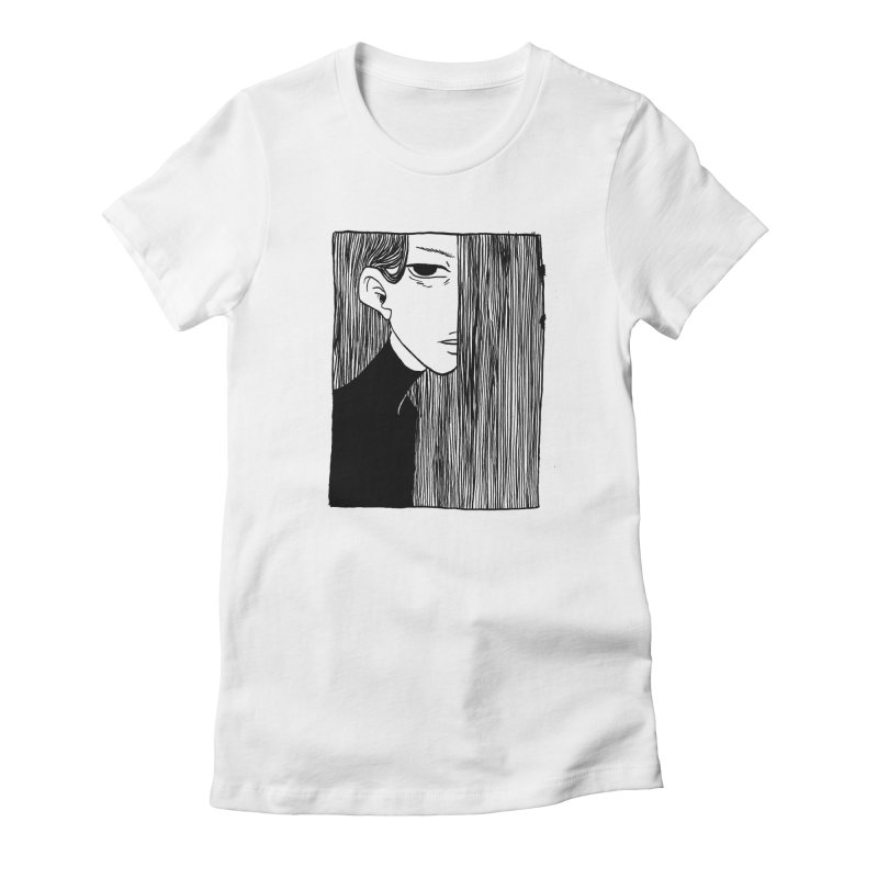 nabokov Women's T-Shirt by HIGU ROSE