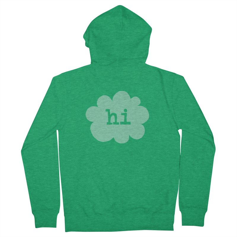Men's None by Hi Hello Greetings