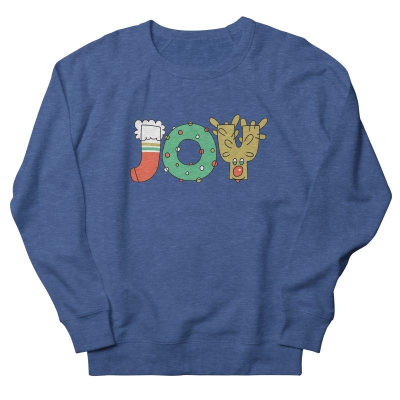 JOY (Christmas) Women's Sweatshirt by Hi Hello Greetings