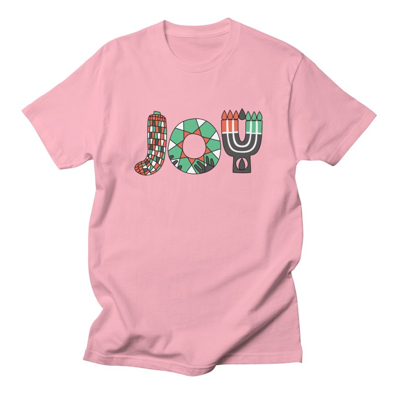 JOY (Kwanzaa) Women's Unisex T-Shirt by Hi Hello Greetings