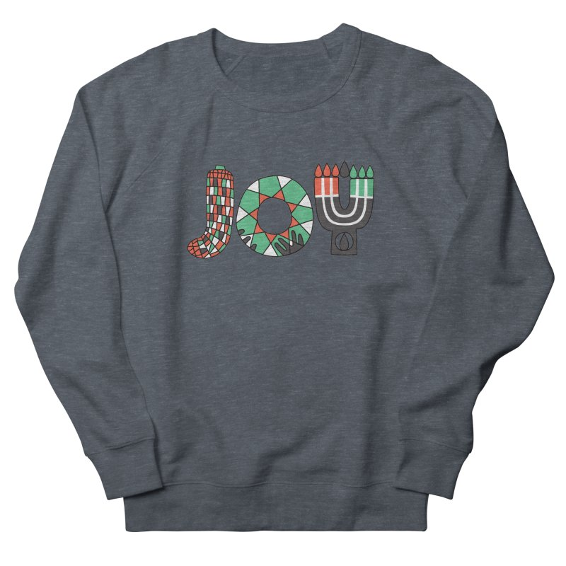 JOY (Kwanzaa) Women's Sweatshirt by Hi Hello Greetings