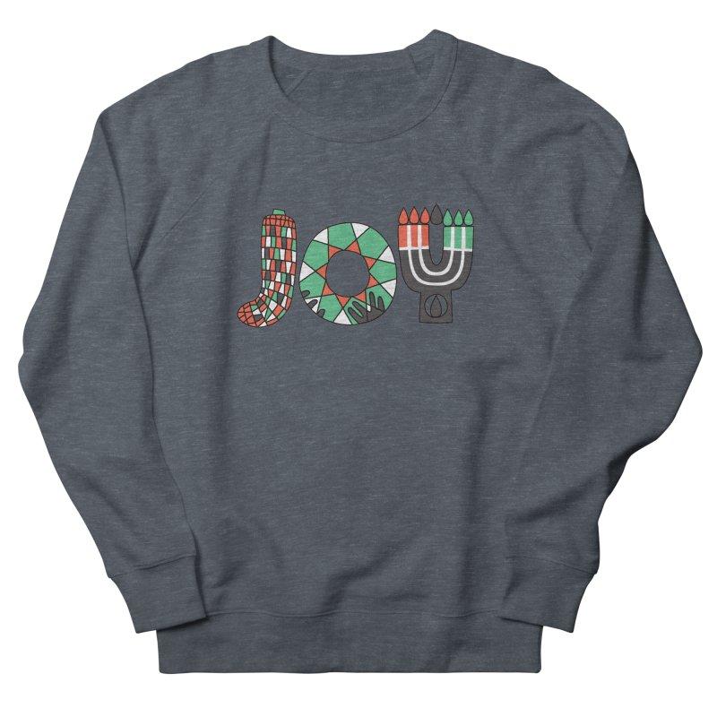 JOY (Kwanzaa) Men's Sweatshirt by Hi Hello Greetings