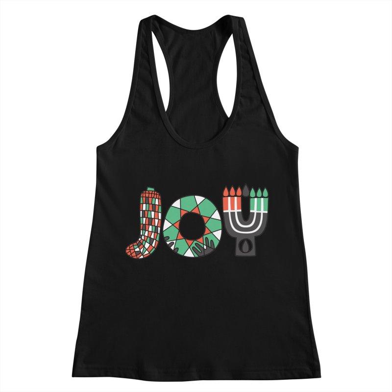 JOY (Kwanzaa) Women's Tank by Hi Hello Greetings