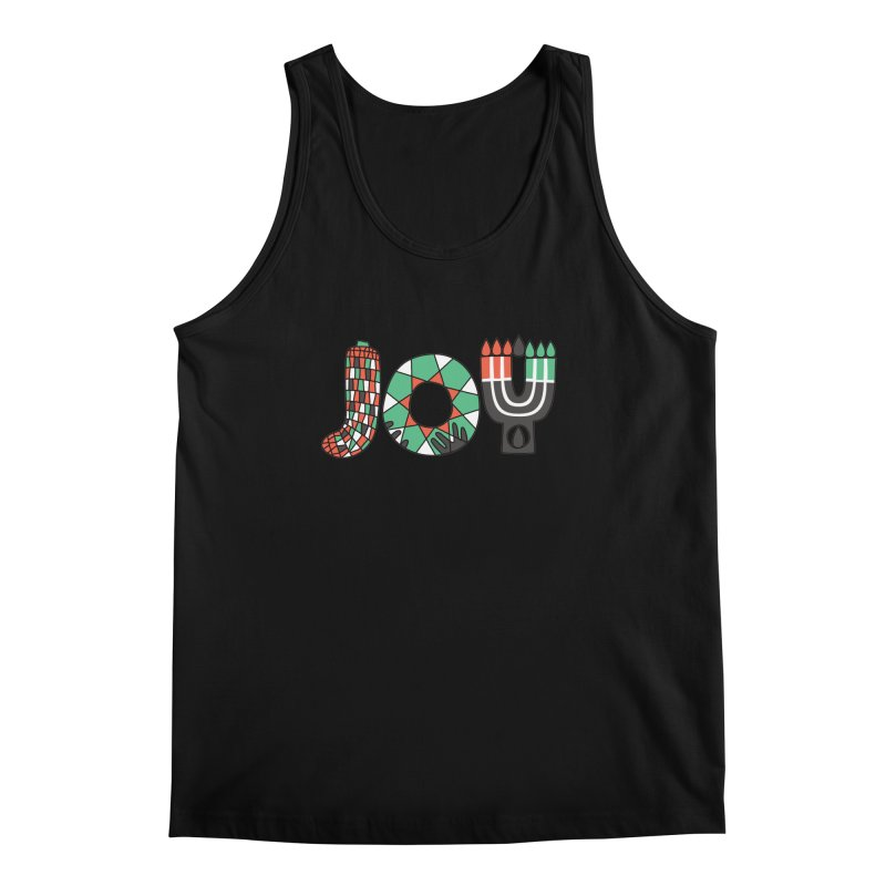 JOY (Kwanzaa) Men's Tank by Hi Hello Greetings