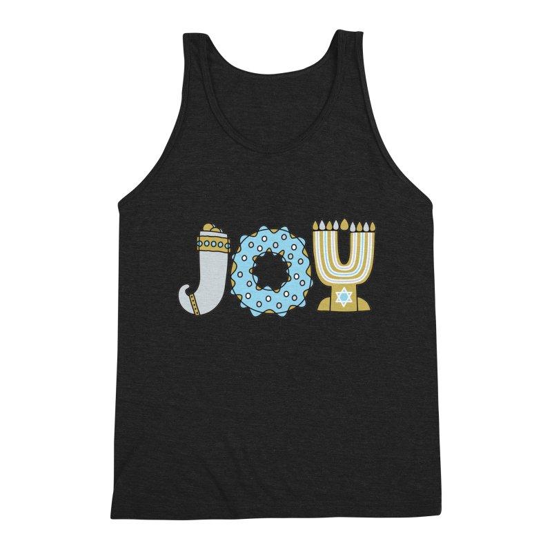 JOY (Hanukkah) Men's Tank by Hi Hello Greetings
