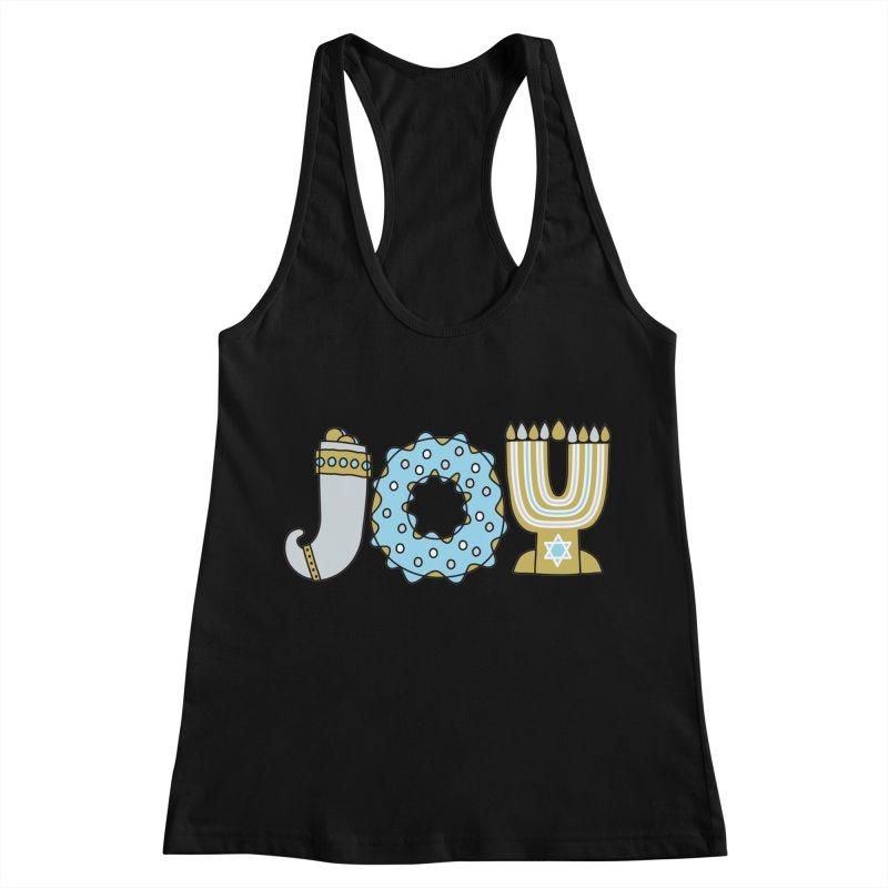 JOY (Hanukkah) Women's Tank by Hi Hello Greetings