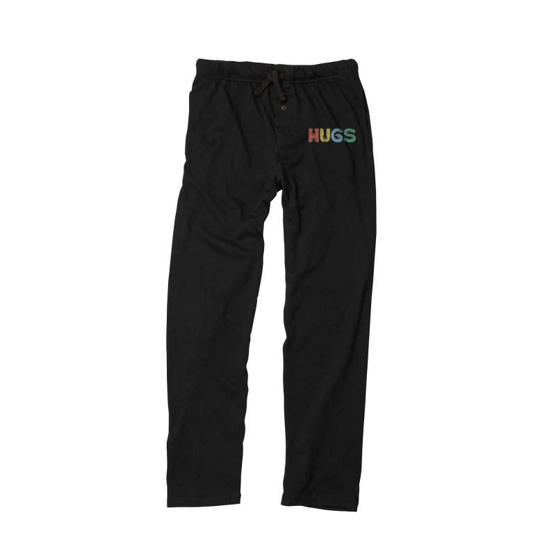 HUGS (Color) Men's Lounge Pants by Hi Hello Greetings