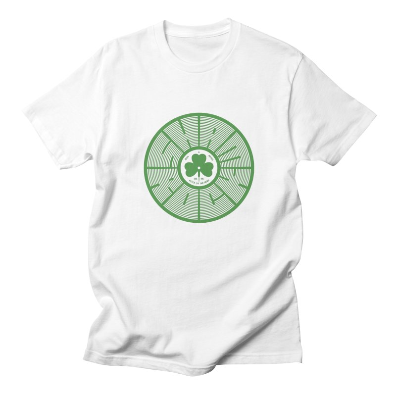 SHAMROCK (Clover) Women's Unisex T-Shirt by Hi Hello Greetings
