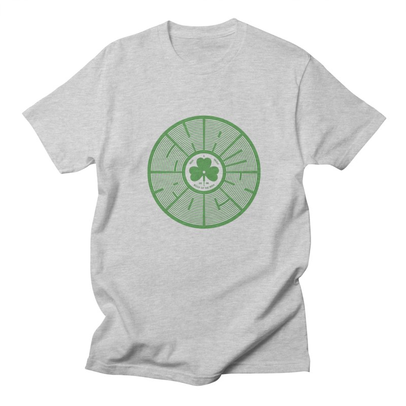 SHAMROCK (Clover) Women's Regular Unisex T-Shirt by Hi Hello Greetings