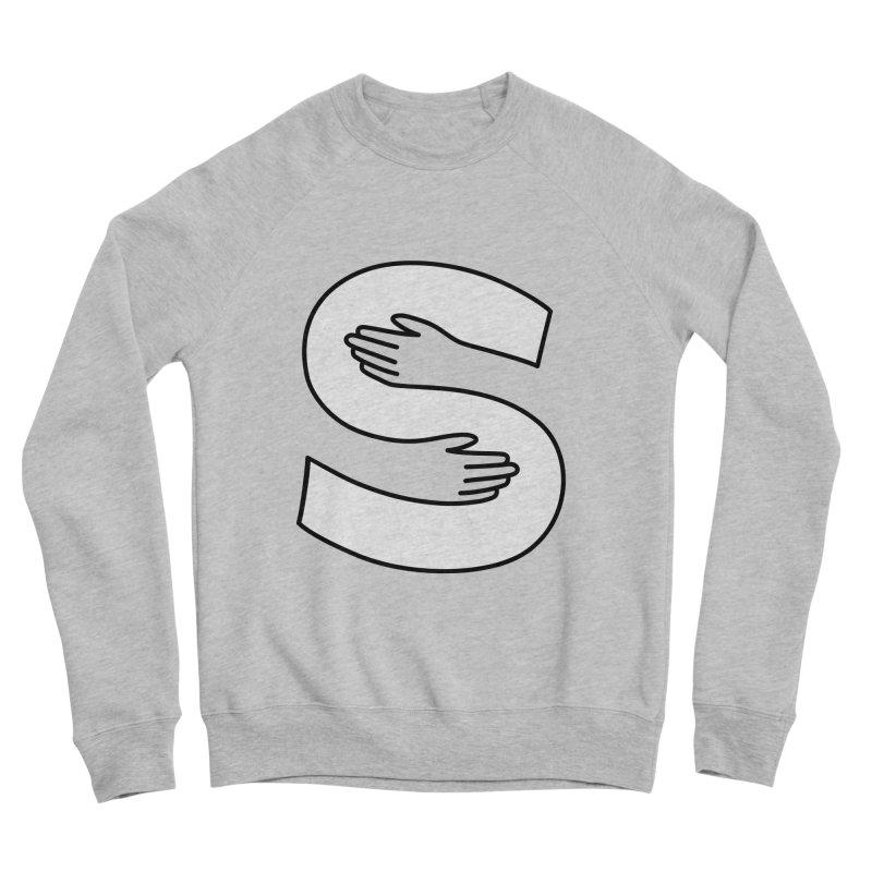 S-Squeeze Me? Women's Sponge Fleece Sweatshirt by Hi Hello Greetings