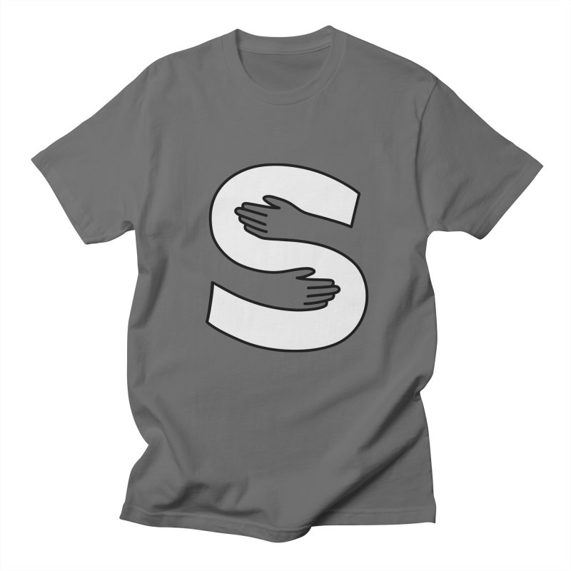 S-Squeeze Me? Men's T-Shirt by Hi Hello Greetings