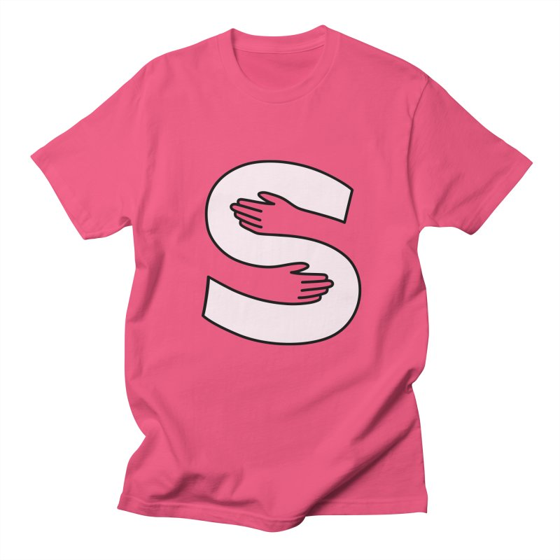 S-Squeeze Me? Women's Regular Unisex T-Shirt by Hi Hello Greetings