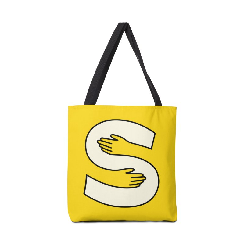 S-Squeeze Me? Accessories Bag by Hi Hello Greetings