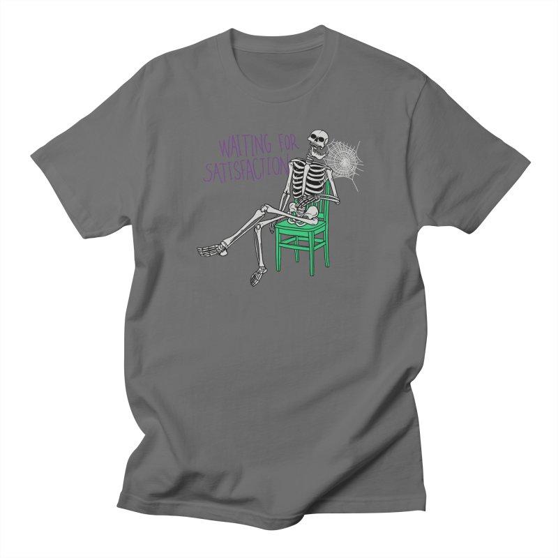 Still Waiting Men's T-Shirt by Hillary White