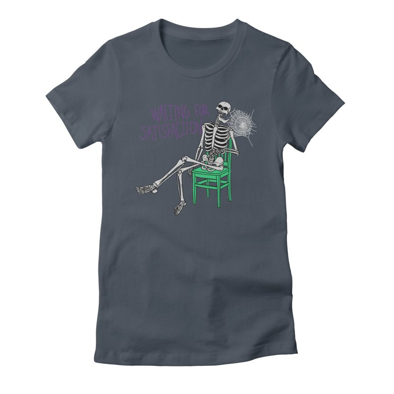 Still Waiting Women's T-Shirt by Hillary White