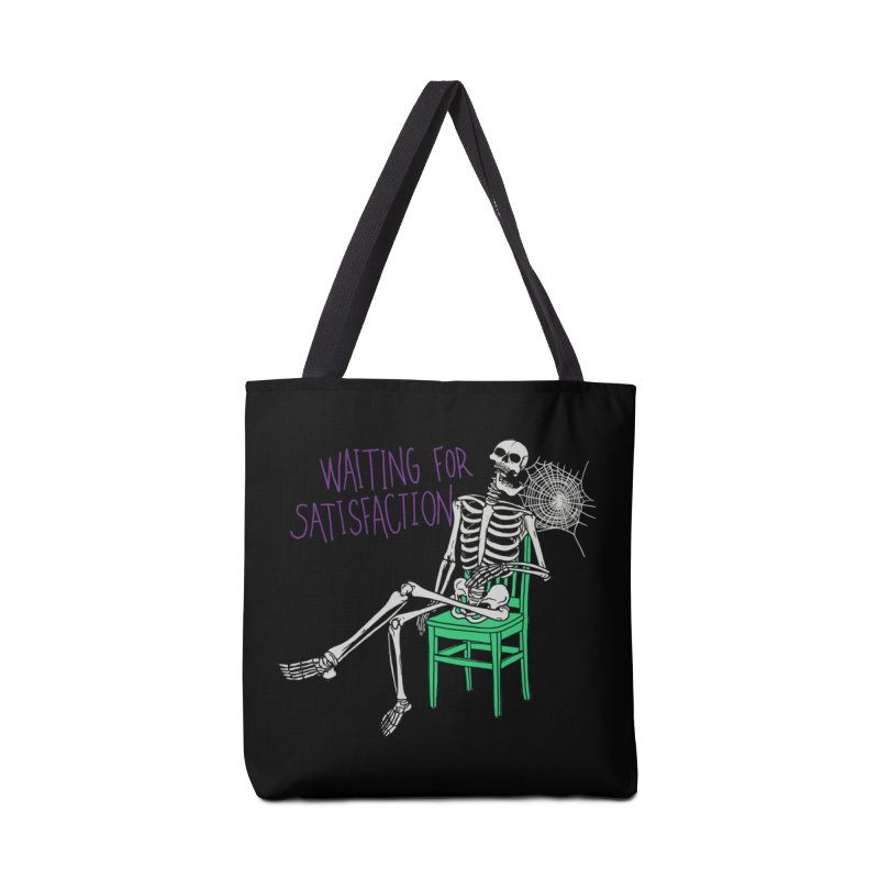 Still Waiting Accessories Tote Bag Bag by Hillary White