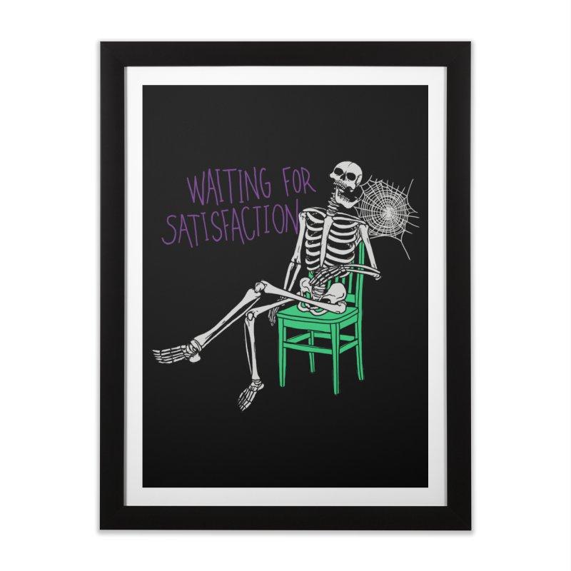 Still Waiting Home Framed Fine Art Print by Hillary White