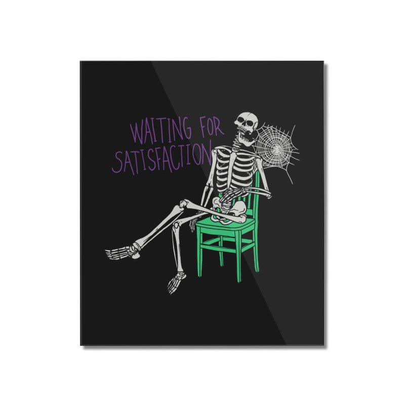 Still Waiting Home Mounted Acrylic Print by Hillary White
