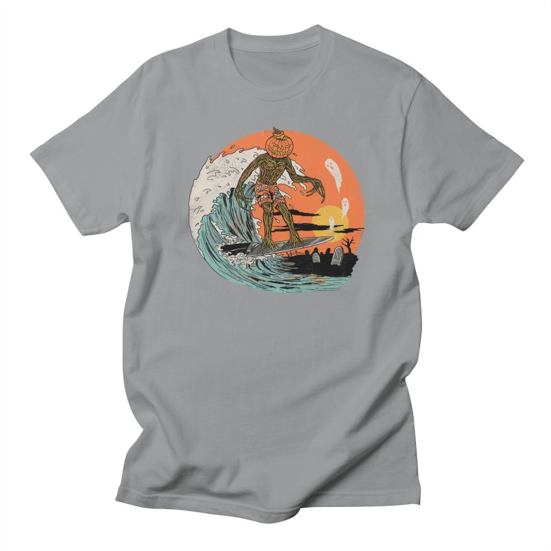 Carve The Wave Women's Regular Unisex T-Shirt by Hillary White