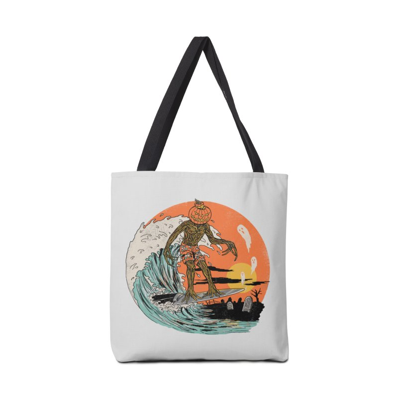 Carve The Wave Accessories Tote Bag Bag by Hillary White