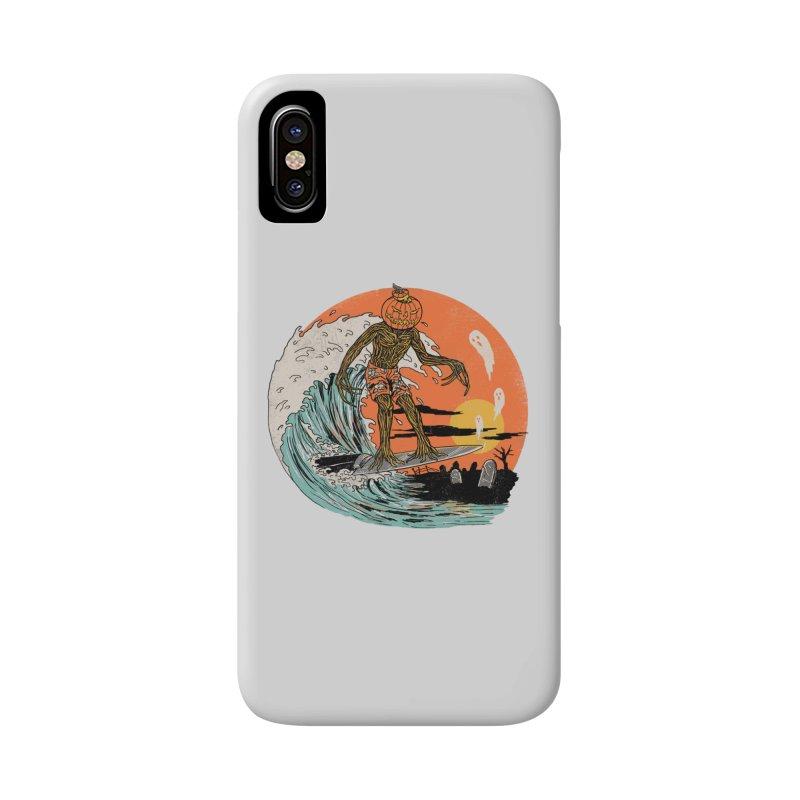 Carve The Wave Accessories Phone Case by Hillary White