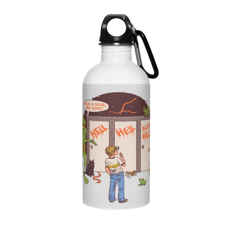 Life Choices Accessories Water Bottle by Hillary White