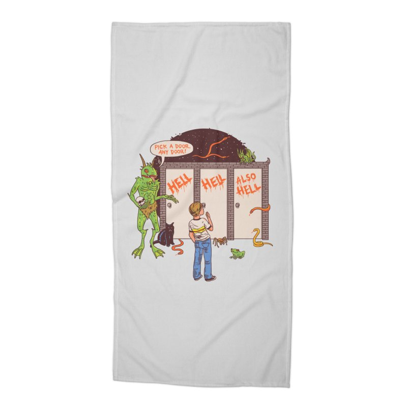 Life Choices Accessories Beach Towel by Hillary White