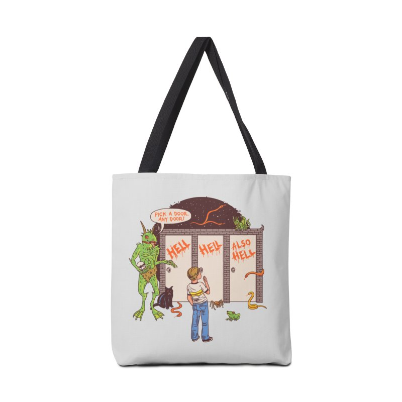 Life Choices Accessories Tote Bag Bag by Hillary White